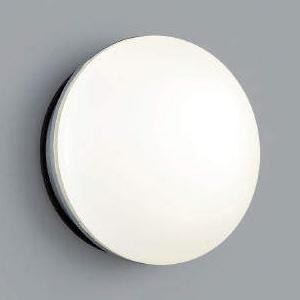 コイズミ照明 LEDポーチ灯 防雨型 白熱球40W相当 電球色 シルバーメタリック AU38610L