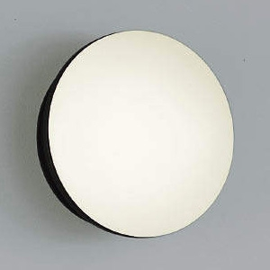 コイズミ照明 LEDポーチ灯 防雨型 白熱球40W相当 電球色 黒 AU38611L