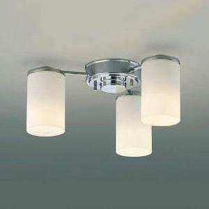 コイズミ照明 LED小型シーリングライト 《MODARE》 白熱灯60W×3灯相当 電球色 AH39675L