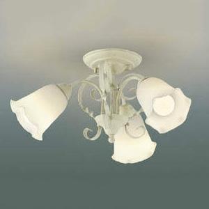 コイズミ照明 LED小型シーリングライト 《FEMINEO》 白熱球60W×3灯相当 電球色 AH39686L