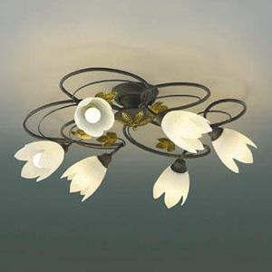 コイズミ照明 LEDシャンデリア 《Spirale》 ~4.5畳用 電球色 AA39797L
