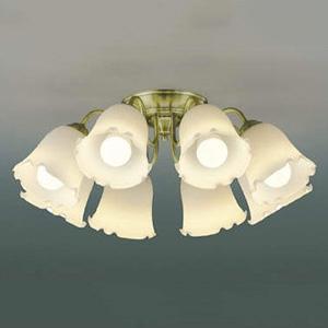 コイズミ照明 LEDシャンデリア 《FIORARE》 電球色 注文後の変更キャンセル返品 セットアップ ~14畳用 AA39963L