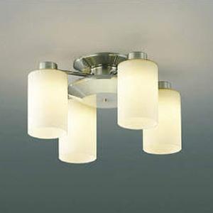 コイズミ照明 LED一体型シャンデリア 《Simprare》 無料 ~4.5畳用 電球色 希望者のみラッピング無料 AA40057L 調光タイプ リモコン付