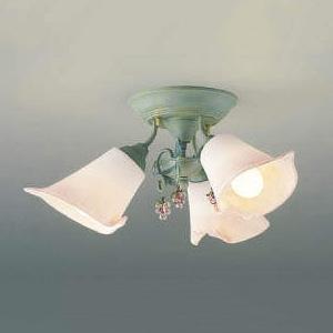 コイズミ照明 LED小型シーリングライト 《VINOLETTA》 白熱球60W×3灯相当 電球色 AH40079L