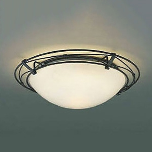 コイズミ照明 LED小型シーリングライト 内玄関用 白熱球100W相当 電球色 AH41890L