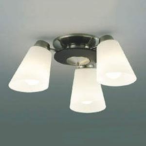 コイズミ照明 LED小型シーリングライト 《FELINARE》 白熱球60W×3灯相当 電球色 シックブラウン AH42064L