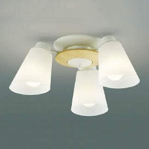 コイズミ照明 LED小型シーリングライト 《FELINARE》 白熱球60W×3灯相当 電球色 ナチュラルウッド AH42071L