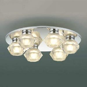 コイズミ照明 LED一体型シャンデリア 《Twinly》 流行のアイテム ~10畳用 超定番 リモコン付 AA42218L 調光タイプ 電球色