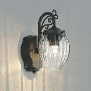 コイズミ照明 LED一体型ポーチ灯 防雨型 白熱球60W相当 電球色 マルチタイプ人感センサ付 透明 AU42398L