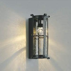 コイズミ照明 LED一体型ポーチ灯 防雨型 白熱球60W相当 電球色 調光タイプ 下面開放型 AU42435L