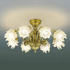 コイズミ照明 LEDシャンデリア 《Antirose》 AA42602L 評価 ブランド品 電球色 ~6畳用