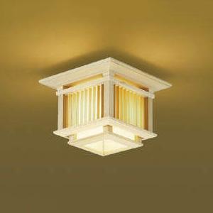 コイズミ照明 LED小型シーリングライト 《須弥山》 白熱球60W相当 電球色 AH43026L