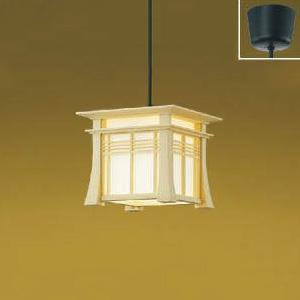 コイズミ照明 LED和風小型ペンダントライト 《明城》 白熱球60W相当 電球色 AP43036L