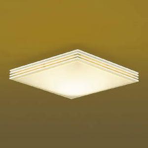 コイズミ照明 LED小型シーリングライト 《煌籠》 FHC28W相当 電球色 調光タイプ 白 AH43049L