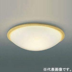 コイズミ照明 LED小型シーリングライト 内玄関用 FHC28W相当 昼白色 調光タイプ ナチュラルウッド AH43166L
