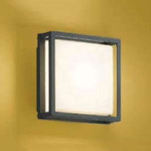 コイズミ照明 LED一体型和風玄関灯 防雨型 白熱球40W相当 電球色 調光タイプ AU45057L