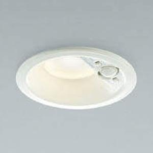 コイズミ照明 LED一体型ダウンライト ベースタイプ 高気密SB形 埋込穴φ100 白熱球100W相当 電球色 換気扇連動型人感センサ付 AD45137L