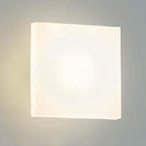 コイズミ照明 LED一体型ポーチ灯 防雨型 白熱球60W相当 電球色 調光タイプ 乳白 AU45208L