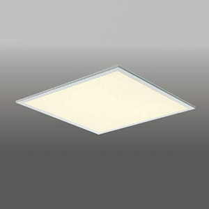 コイズミ照明 LEDベースライト 高気密SB型埋込器具 FHF32W×4灯相当 電球色 100~254V対応 傾斜天井対応 AD45405L