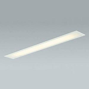 コイズミ照明 LEDベースライト SB型埋込器具 FHF32W相当 電球色 傾斜天井対応 AD45412L