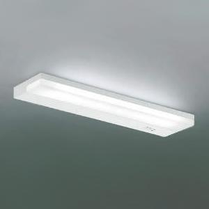 コイズミ照明 LED一体型キッチンライト 薄型タイプ FL20Wインバータ相当 昼白色 対面キッチン対応 ON-OFFタイプ 近接センサ・スイッチ付 AB46973L