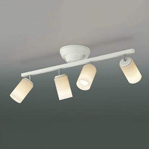 コイズミ照明 LEDシャンデリア 白熱球60W×4灯相当 電球色 AA47250L