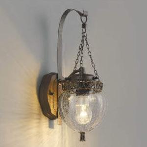 コイズミ照明 LEDポーチ灯 防雨型 白熱球60W相当 電球色 AU47345L