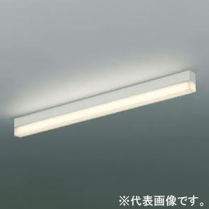 コイズミ照明 LED一体型キッチンライト 壁面・天井面取付用 FHF32W相当 温白色 傾斜天井対応 落下防止機構付 AH47515L