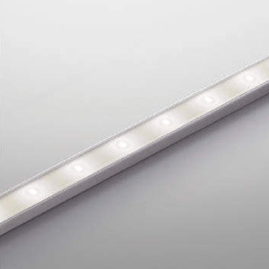 コイズミ照明 テープライト 《リニアライトフレックス》 入力コネクタ付 長さ10m 4000K 調光タイプ 屋内屋外兼用 AL91836L