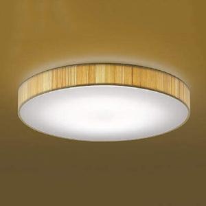 コイズミ照明 LED和風シーリングライト 《陽蔭》 ~12畳用 調光・調色タイプ 電球色~昼光色 リモコン付 AH48722L