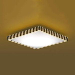 コイズミ照明 LED和風シーリングライト 《煌籠》 ~6畳用 電球色~昼光色 調光・調色タイプ リモコン付 ウェンゲ AH48739L
