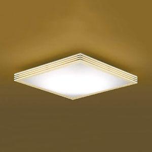 コイズミ照明 LED和風シーリングライト 《煌籠》 ~6畳用 電球色~昼光色 調光・調色タイプ リモコン付 白 AH48742L