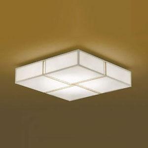 コイズミ照明 LED和風シーリングライト 《輝線》 ~8畳用 電球色~昼光色 調光・調色タイプ リモコン付 AH48753L