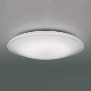 コイズミ照明 LEDシーリングライト 《SOFMO》 ~12畳用 調光・調色タイプ 電球色~昼光色 リモコン付 AH48859L