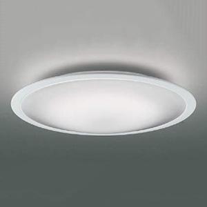 コイズミ照明 LEDシーリングライト 《FIGMO》 ~8畳用 調光・調色タイプ 電球色~昼光色 リモコン付 ファインホワイト AH48873L