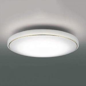 コイズミ照明 LEDシーリングライト ~12畳用 調光・調色タイプ 電球色~昼光色 リモコン付 金色モール AH48918L