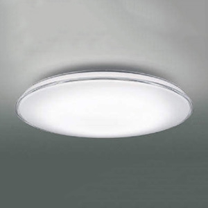 コイズミ照明 LEDシーリングライト 《RICLEAR》 ~8畳用 調光・調色タイプ 電球色~昼光色 リモコン付 AH48928L