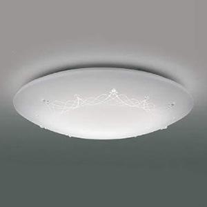 コイズミ照明 LEDシーリングライト 《Stelly》 ~6畳用 調光・調色タイプ 電球色~昼光色 リモコン付 AH48937L