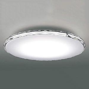 コイズミ照明 LEDシーリングライト 《Twinly》 ~6畳用 調光・調色タイプ 電球色~昼光色 リモコン付 AH48945L