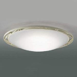 コイズミ照明 LEDシーリングライト 《FEMINEO》 ~8畳用 調光・調色タイプ 電球色~昼光色 リモコン付 AH48956L