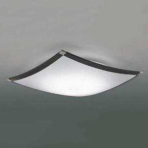 コイズミ照明 LEDシーリングライト 《SHIKI》 ~10畳用 調光・調色タイプ 電球色~昼光色 リモコン付 ウェンゲ AH48959L