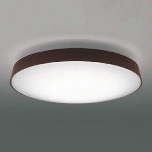 コイズミ照明 LEDシーリングライト 《TAVOLETTA》 ~12畳用 調光・調色タイプ 電球色~昼光色 リモコン付 ウェンゲ AH48970L