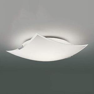 コイズミ照明 LEDシーリングライト 《AERATO》 ~10畳用 調光・調色タイプ 電球色~昼光色 リモコン付 AH48983L