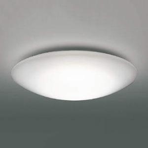 コイズミ照明 LEDシーリングライト ~10畳用 調光タイプ 温白色 リモコン付 AH48991L
