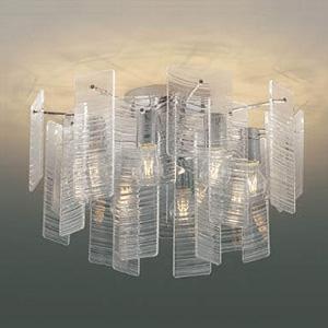 コイズミ照明 LEDシャンデリア 《Ripplet》 白熱球40W×8灯相当 電球色 限定タイムセール 透明 ランキングTOP10 AA49271L