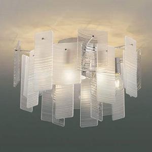 コイズミ照明 LEDシャンデリア 《Ripplet》 白熱球40W×8灯相当 電球色 透明・透明消し AA49274L