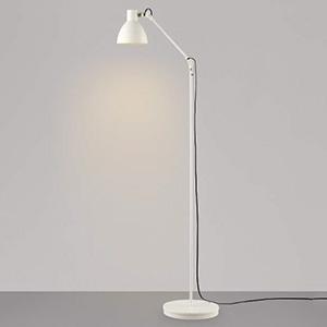 コイズミ照明 LEDフロアスタンドライト 《Arm Light》 白熱球60W相当 電球色 スイッチ付 ウォームホワイト AT49289L