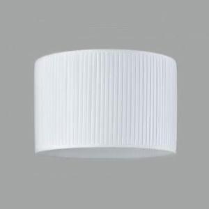 コイズミ照明 セード フロアスタンド用 ホワイトプリーツ AE49317E