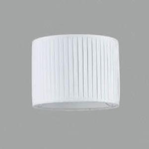 コイズミ照明 セード テーブルスタンド用 ホワイトプリーツ AE49321E