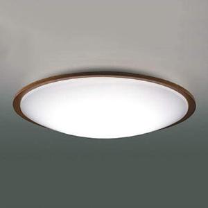 コイズミ照明 LEDシーリングライト 《Reeter》 ~12畳用 調光・調色タイプ 電球色~昼光色 リモコン付 ウォームブラウン AH49326L